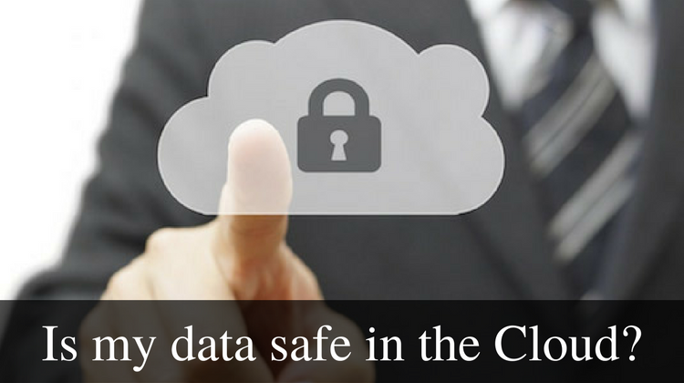 Is my data safe in the Cloud?